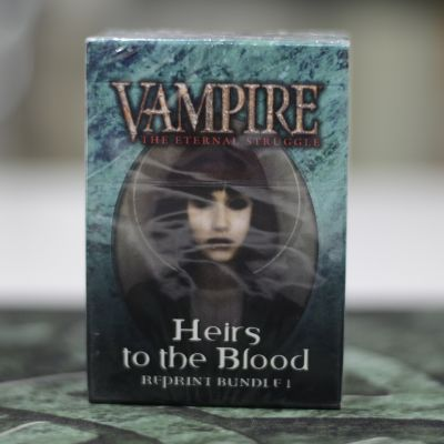 Heirs of the Blood - Bundle1