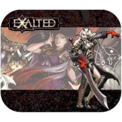 Mousepad: Exalted