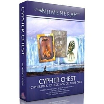 Numenera Cypher Chest Decks