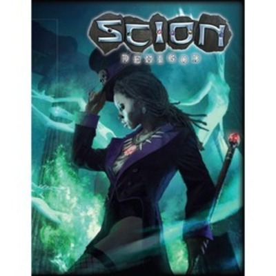 Scion: Demigod