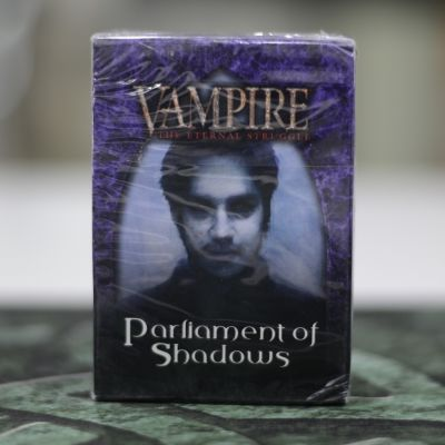 Sabbat Parliament of Shadows - Lasombra Preconstructed Deck