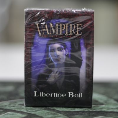 Sabbat Libertine Ball - Toreador Preconstructed Deck