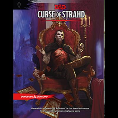 D&D 5th Ed. Curse of Strahd