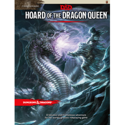 D&D 5th Ed. Hoard of the Dragon Queen - Tyranny of Dragons