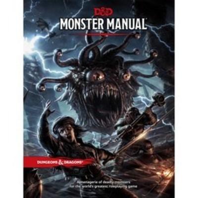 D&D 5th Ed. Monster Manual
