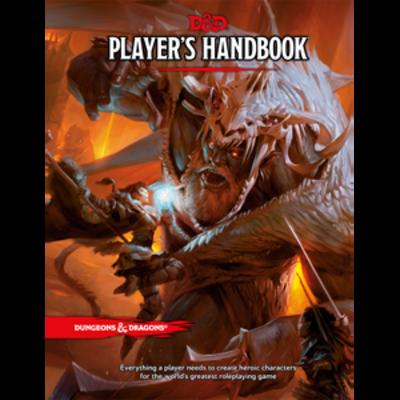 D&D 5th Ed. Player's Handbook