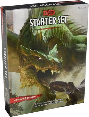 D&D 5th Ed. Starter Set