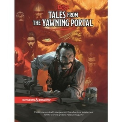 D&D 5th Ed. Tales From The Yawning Portal