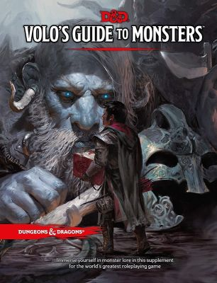 D&D 5th Ed. Volo's Guide to Monsters