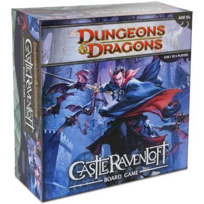 D&D Castle Ravenloft - Board Game
