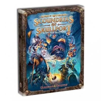D&D Lords of Waterdeep: Scoundrels of Skullport Expansion