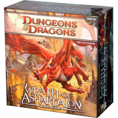 D&D Wrath of Ashardalon - Board Game