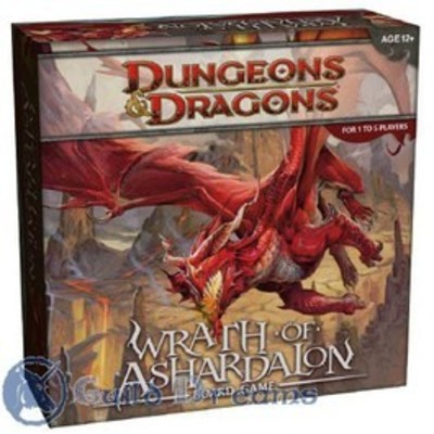D&D Wrath of Ashardalon - Board Game