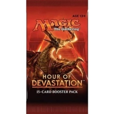 Hour of Devastation - Booster