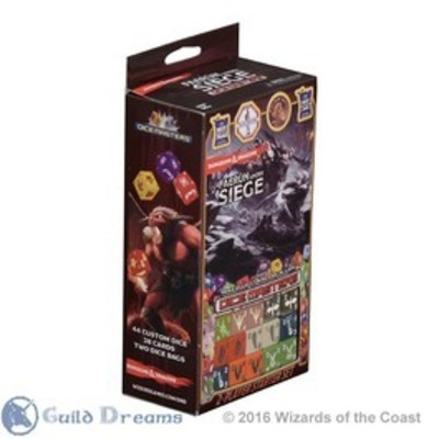 Dice Masters D&D Faerun Under Siege - Starter Set