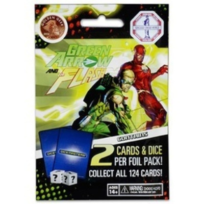 Dice Masters Green Arrow and The Flash - Booster