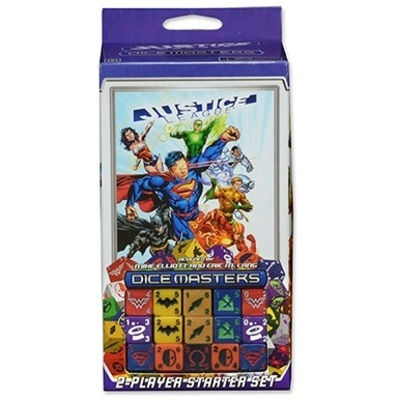 Dice Masters Justice League - Starter Set