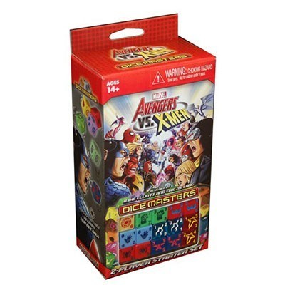 Dice Masters Marvel Avengers vs. X-Men - Starter Set