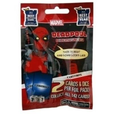 Dice Masters Marvel Deadpool - Booster