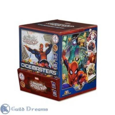 Dice Masters Marvel The Amazing Spider-Man - Booster
