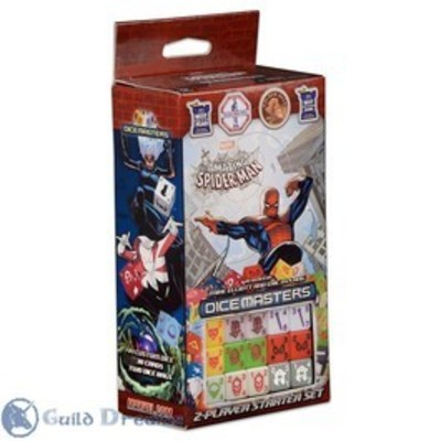 Dice Masters Marvel The Amazing Spider-Man - Starter Set