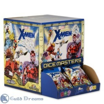 Dice Masters Marvel Uncanny  X-Men - Booster
