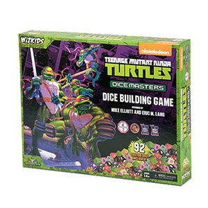 Dice Masters Teenage Mutant Ninja Turtles - Starter Set