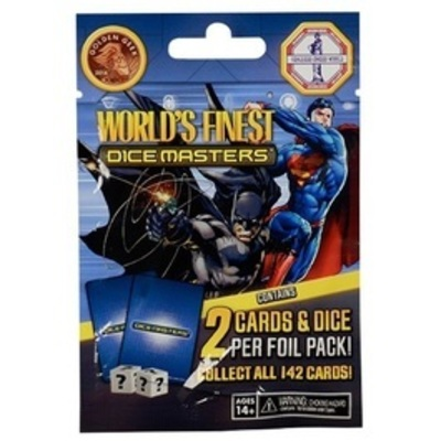 Dice Masters Worlds Finest - Booster