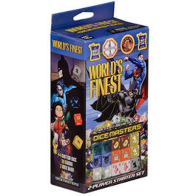Dice Masters Worlds Finest - Starter Set