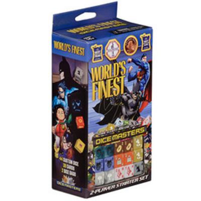Dice Masters Worlds Finest - Starter Set