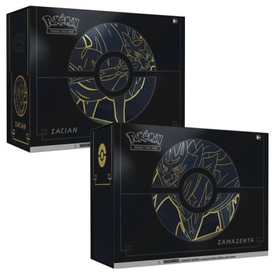 Sword & Shield Elite Trainer Box Plus