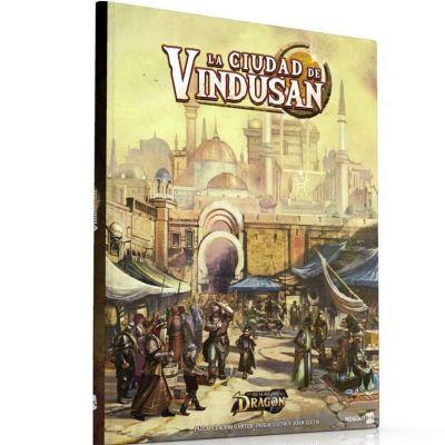 El Resurgir del Dragón - La Ciudad de Vindusan