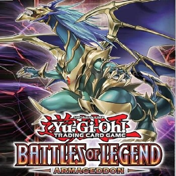Battles of Legend Armageddon - Ingles