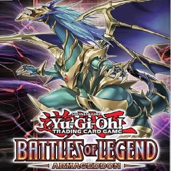 Battles of Legend Armageddon - Ingles