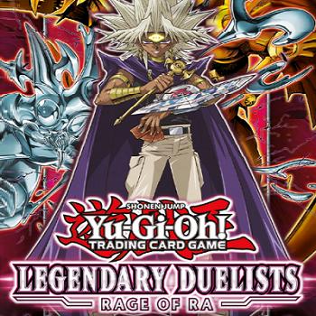 Legendary Duelists: Rage of Ra - Inglés