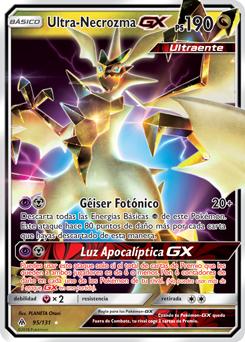Ultra Necrozma GX