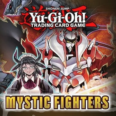 Mystic Fighters - Ingles