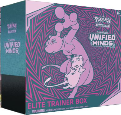 Sun & Moon Unified Minds - Elite Trainer Box