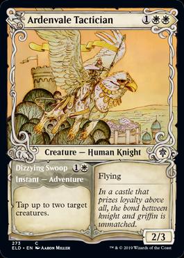 Throne of Eldraine - Showcase