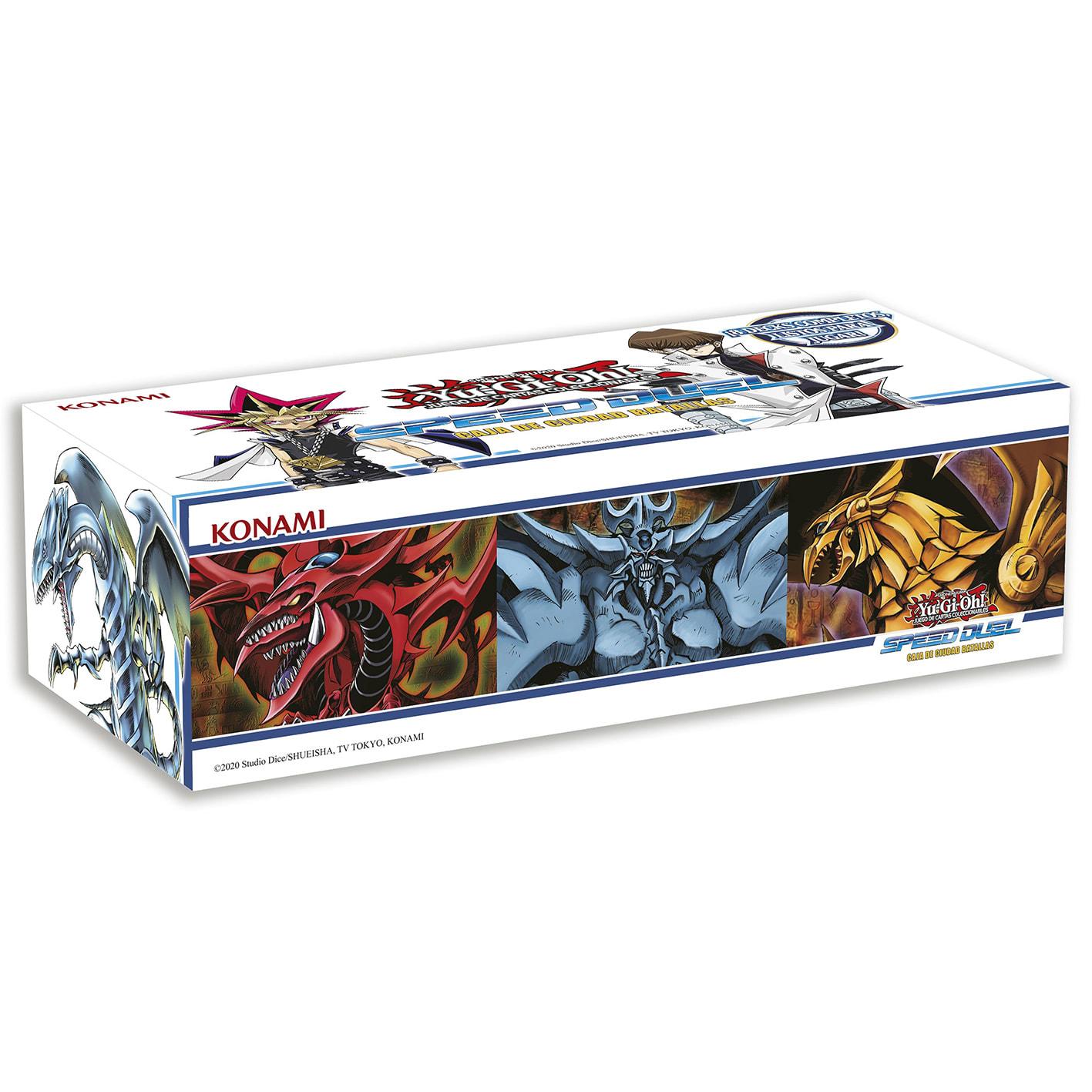 Speed Duel: Battle City Box