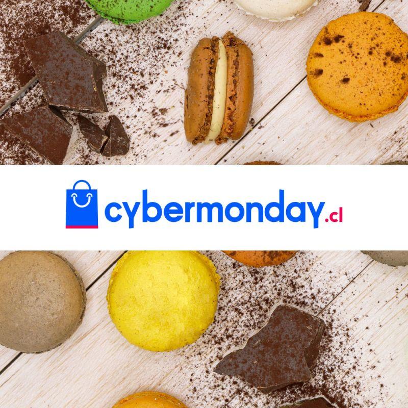 Somos la única chocolatería oficial del CyberMonday 2019