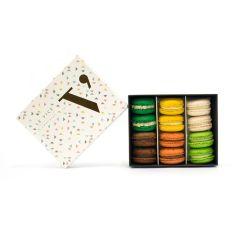 Caja 12 Macarons