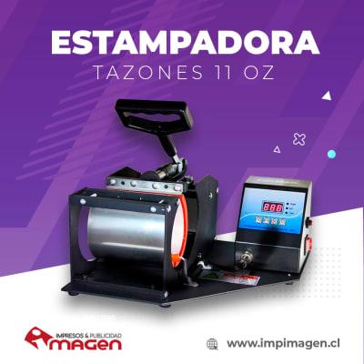 ESTAMPADORA DE TAZONES 11 OZ1