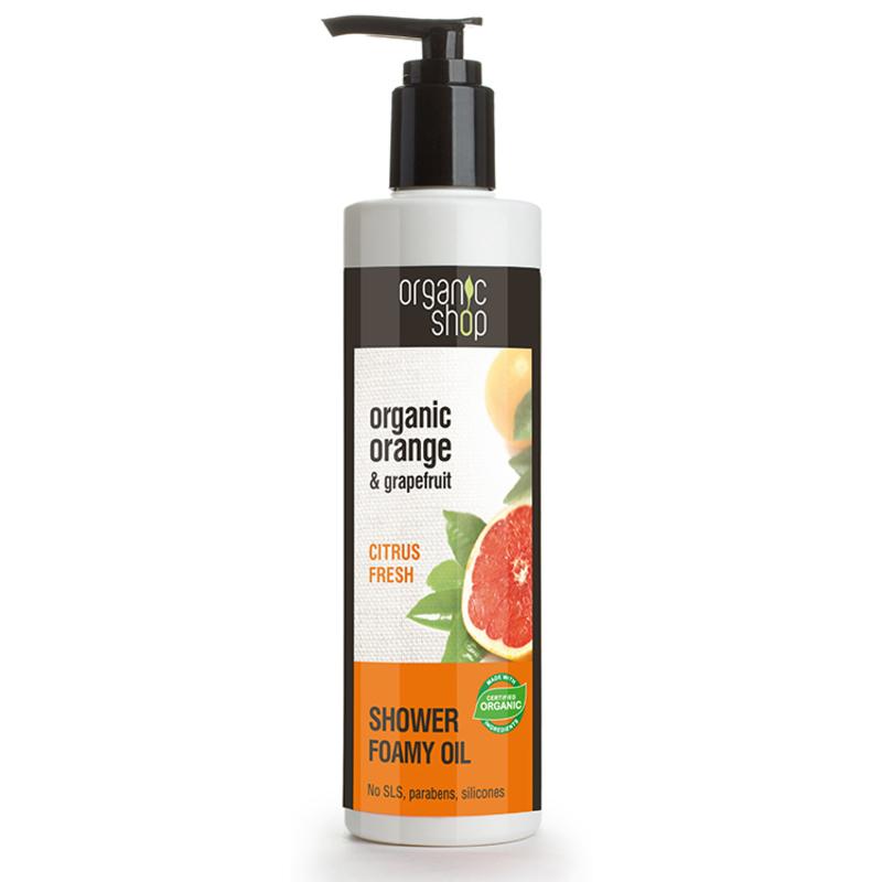 Aceite Ducha Naranja Pomelo 280 ml