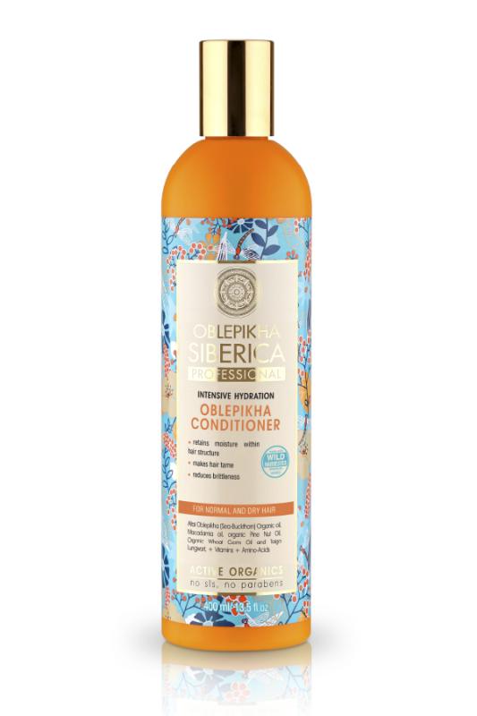 Acondicionador cabello Normal y seco Espino Amarillo, 400 ml