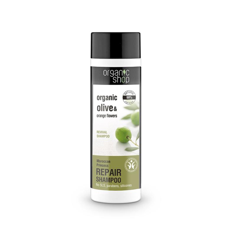 Shampoo Reparador Oliva 280ml