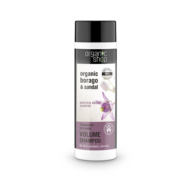 Shampoo Volumen Sandalo 280 ml