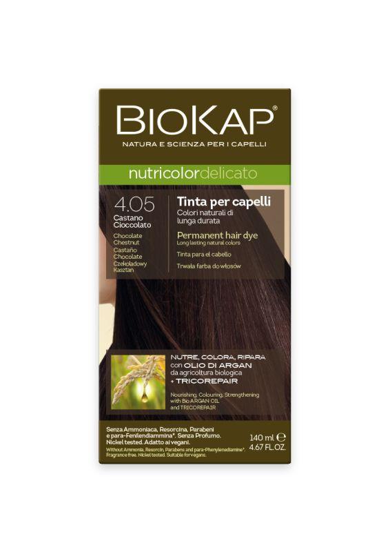 4.05 Delicato Chocolate Chestnut Gentle Dye - 140 ml