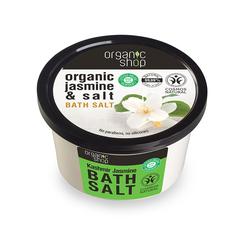 Sal de Ba¤o Jazmin Relax 250 ml Organic Shop