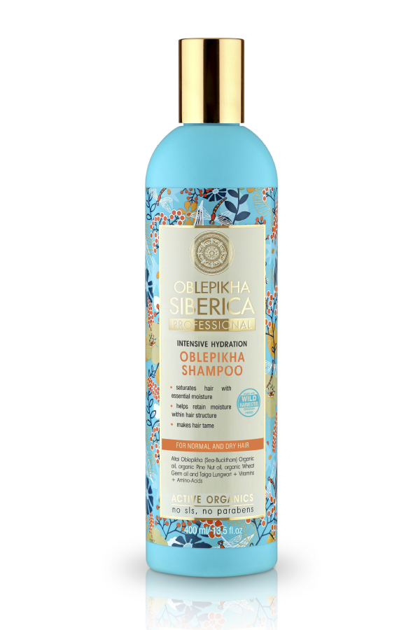 Champu cabello Normal y seco Espino Amarillo, 400 ml